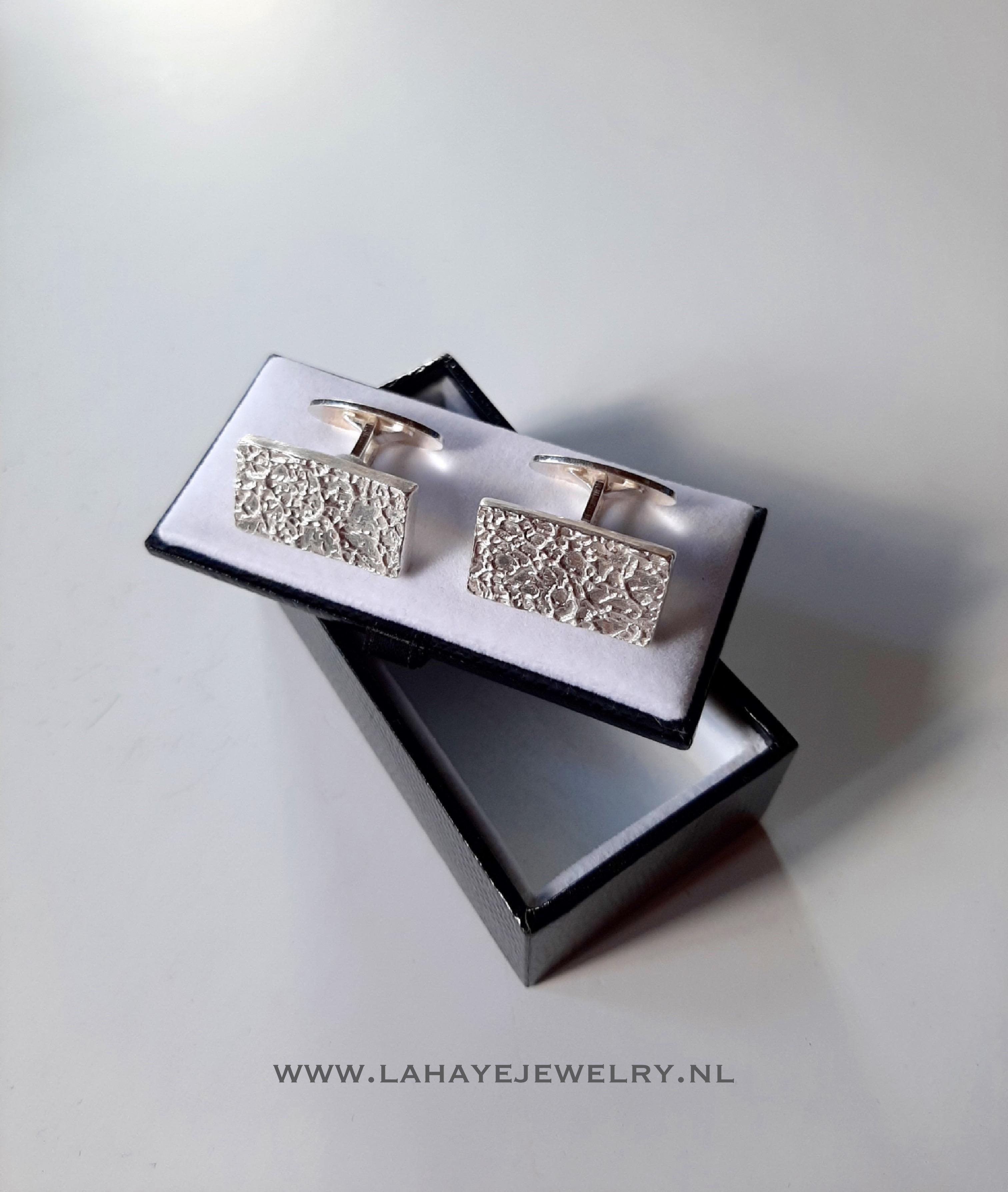 Vaderdagcadeautje - Manchetknopen van La Haye Jewelry Den Haag