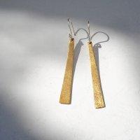 Alto - Goudkleurige oorhangers -