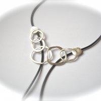 Delicious - Zilveren hanger -