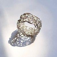 Franqueza 1 - Zilveren ring -