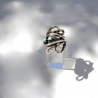 Maestoso - Zilveren ring -