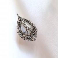 Magico - Maansteen in zilveren levensboom -
