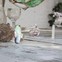 Paua Paua - Zilveren ring -