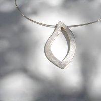 Puro - Zilveren hanger -