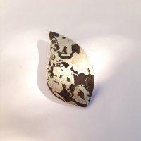 Sabana - Mokume Gane hanger - zilver en koper -