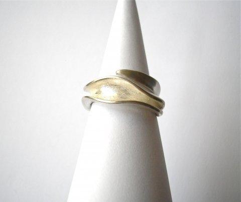 Senzual - Zilveren ring - Ringen