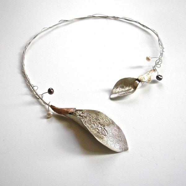 Benigno - Zilveren spang  -