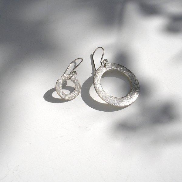 Desigual - Zilveren oorbellen -