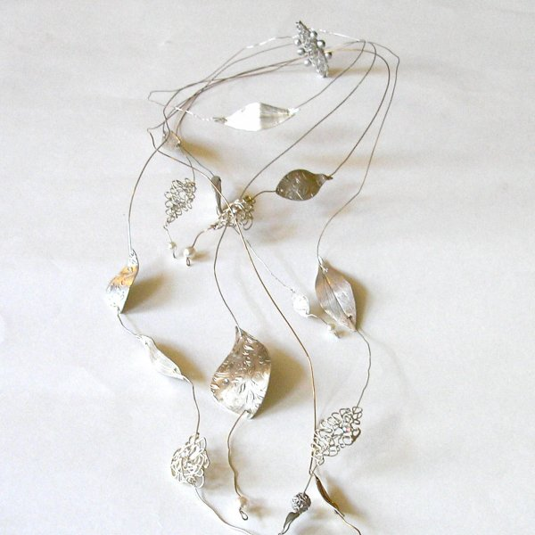 Dianoia Springtime - Statement collier -