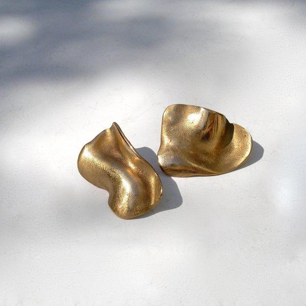Esposa - Goudkleurige oorstekers -