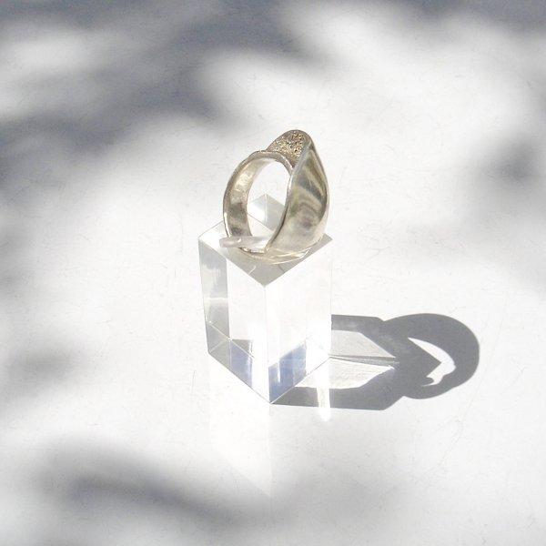 Falda - Zilveren ring -
