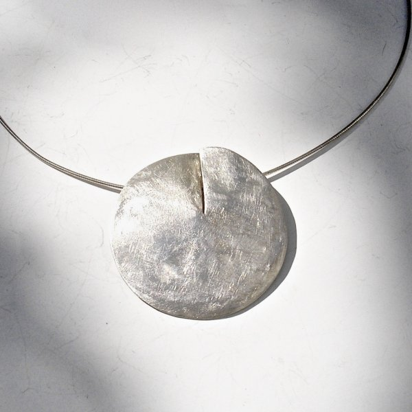 Inizio - Zilveren hanger -