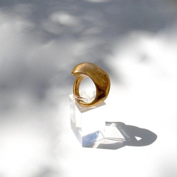 Lleno - Goudkleurige ring -