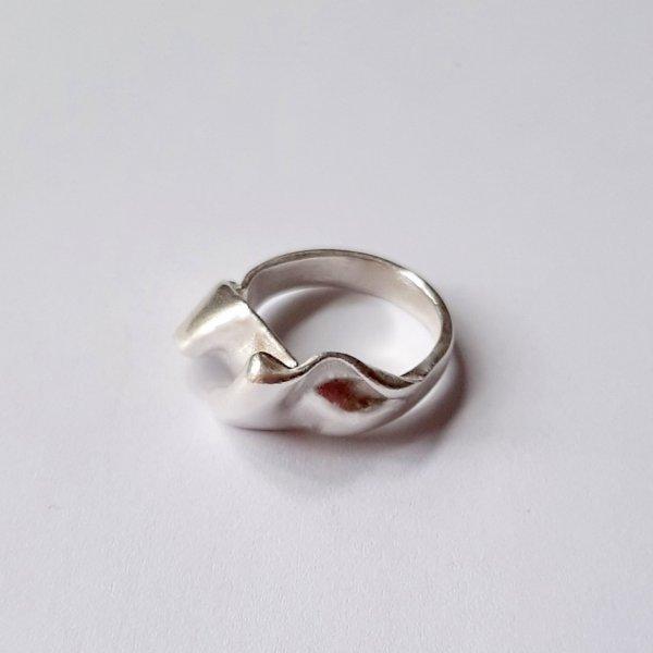 Olas - Zilveren ring -