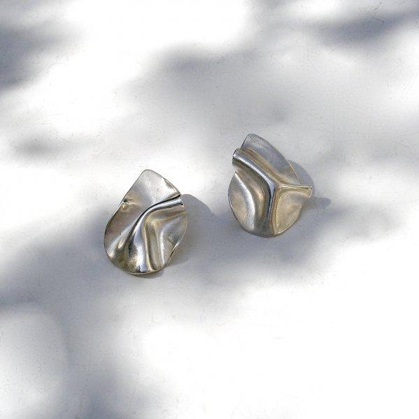 Piegare - Zilveren oorstekers -