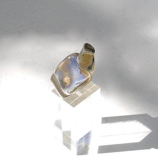Pliante - Zilveren ring -