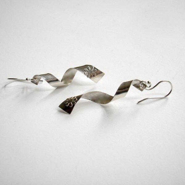 Rizo - Zilveren oorbellen -