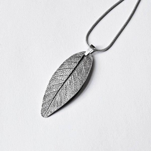 Sage - Bladvormige hanger -
