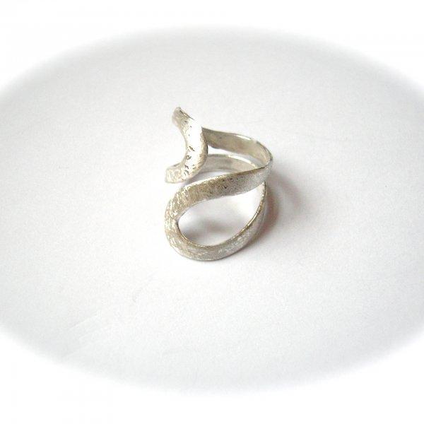 Sensation - zilveren ring -