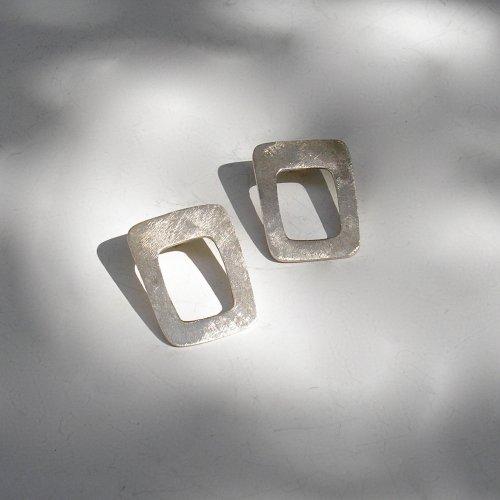 Argenta - Zilveren oorstekers -