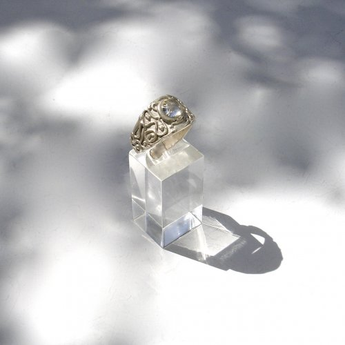 Cristallo - Zilveren ring -