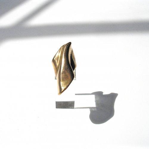 Cuero - Goudkleurige ring -