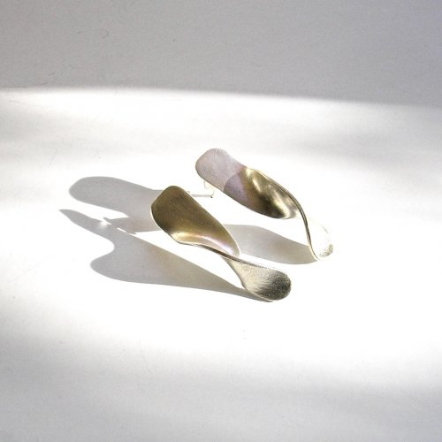 Danza - Zilveren oorstekers -
