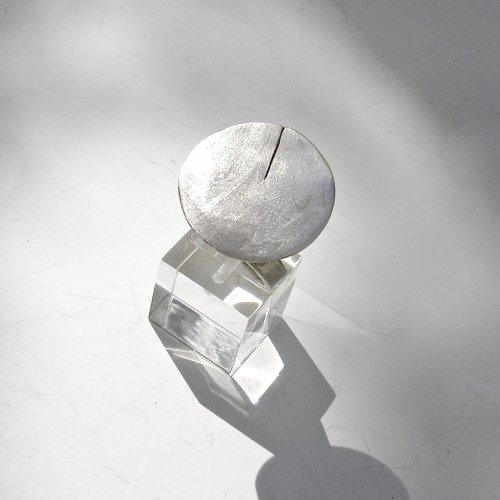 Inizio - Zilveren ring -