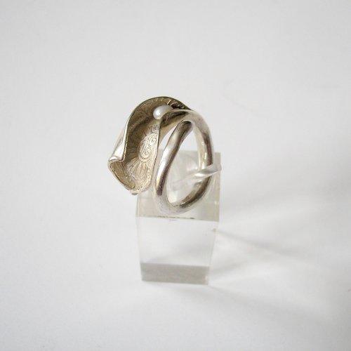 Jeunesse - Zilveren ring -