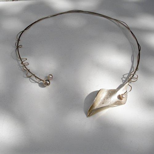Jeunesse - Zilveren  spang -