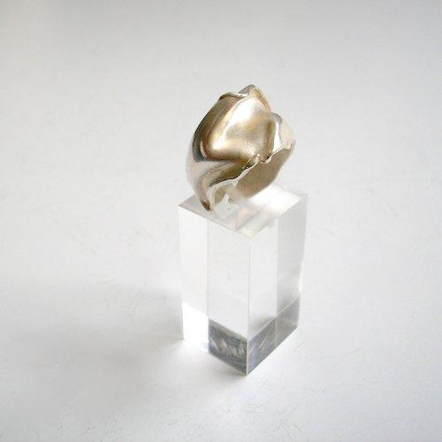 La Ruga - Zilveren ring -