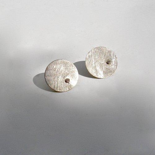 Lua - Zilveren oorstekers -