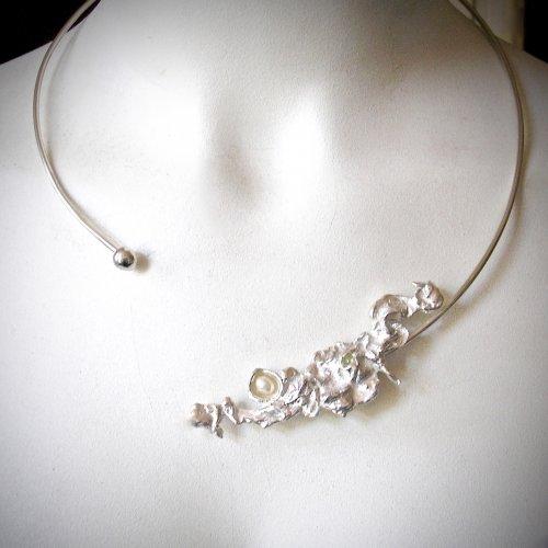 Princezz - Zilveren spang -