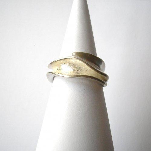 Senzual - Zilveren ring -