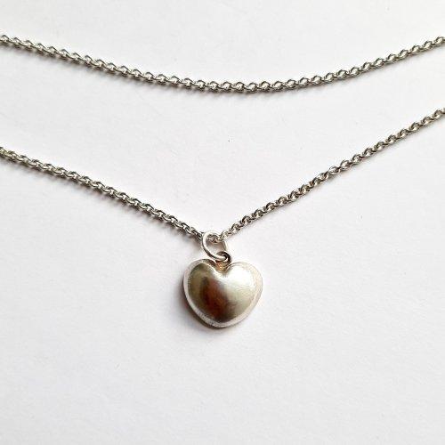Cuty - Zilveren hartje -