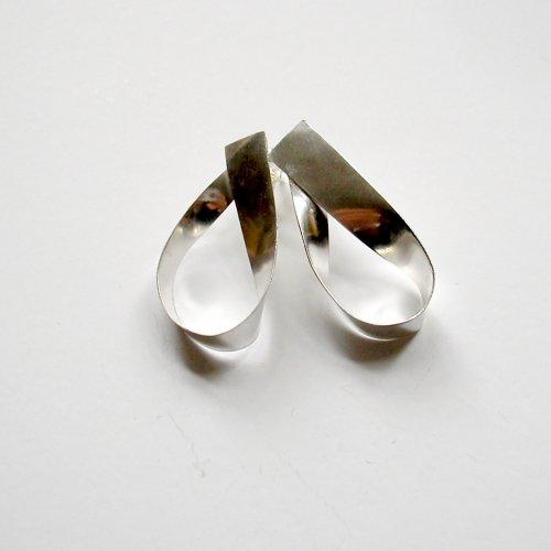 Verano - Zilveren oorbelletjes -